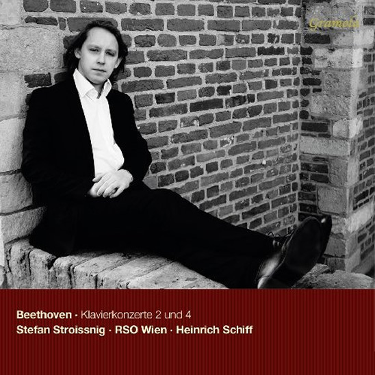 CD cover Beethoven 2014