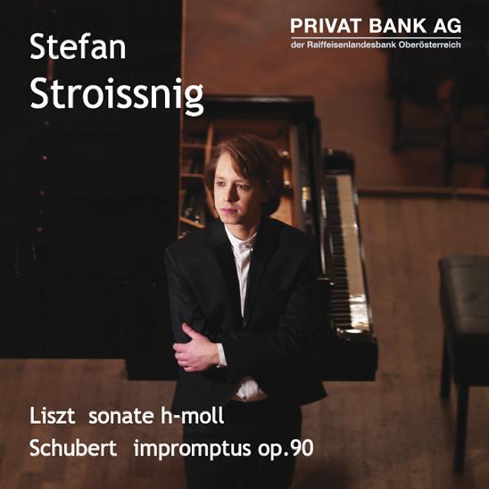 CD Cover Schubert Liszt