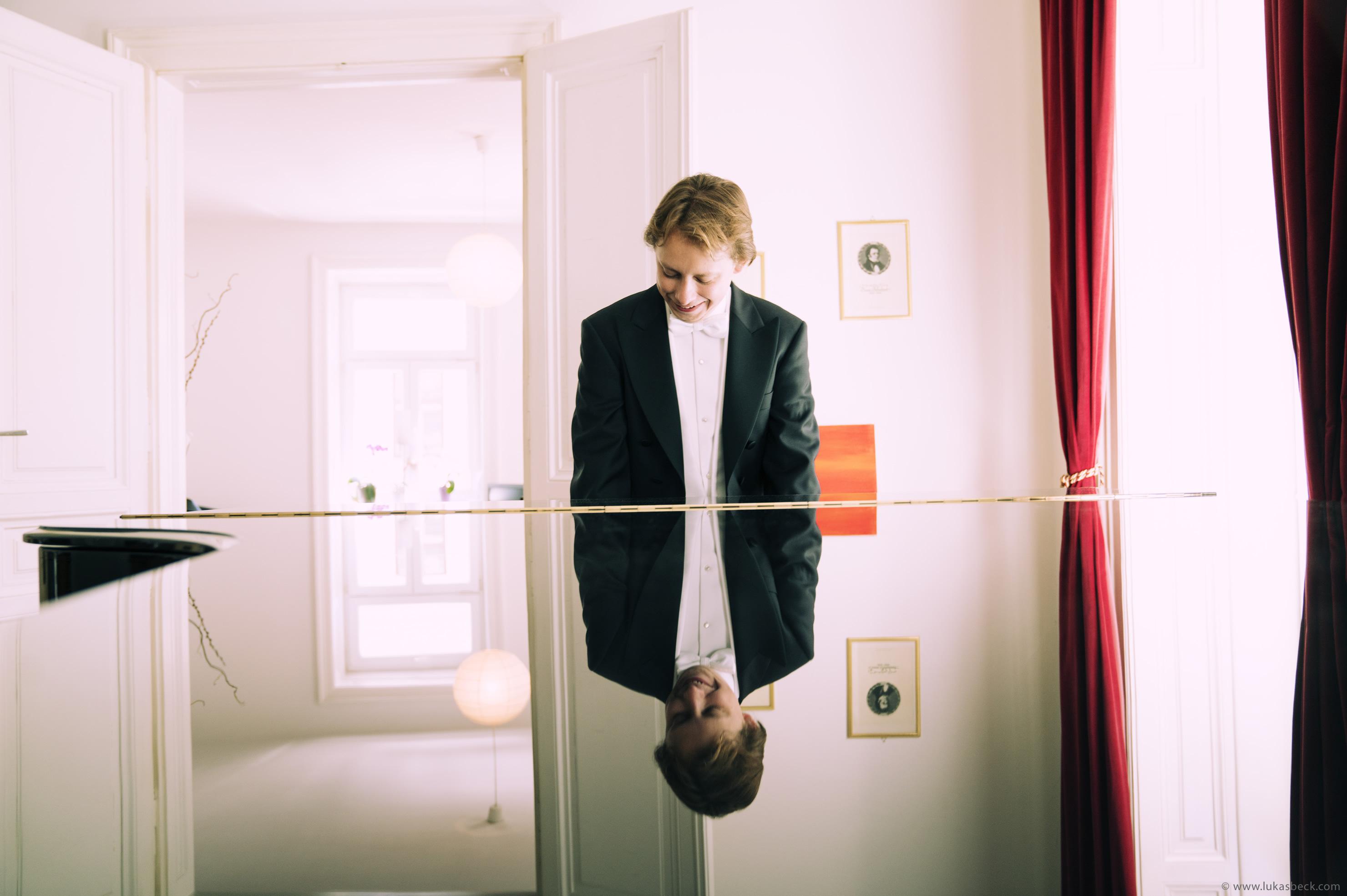 Stefan Stroissnig Portrait