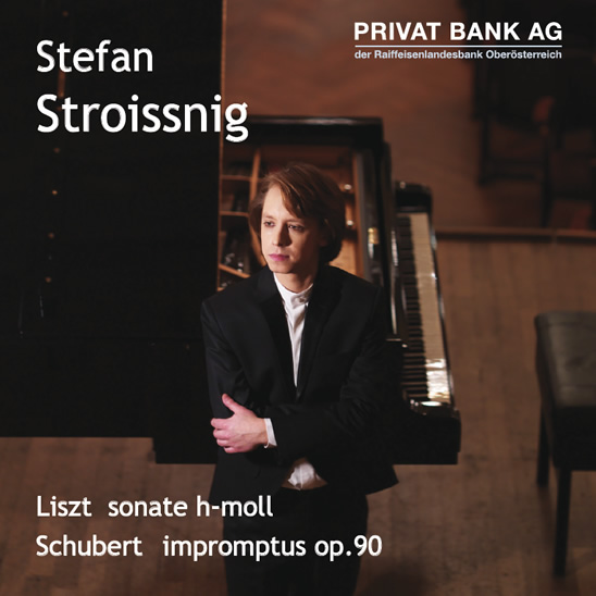 CD Cover Liszt / Schubert 2012